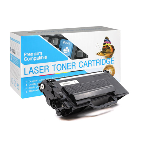 TN850 Black Toner Cartridge compatible with the Brother TN-850