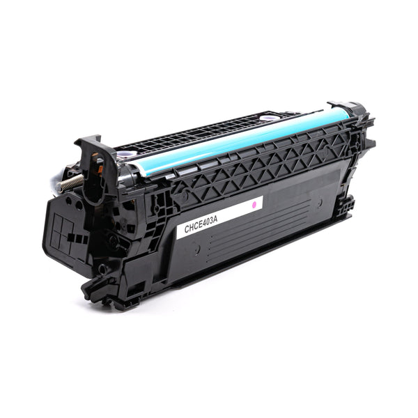 CE403A Magenta Toner Cartridge compatible with the HP 507A