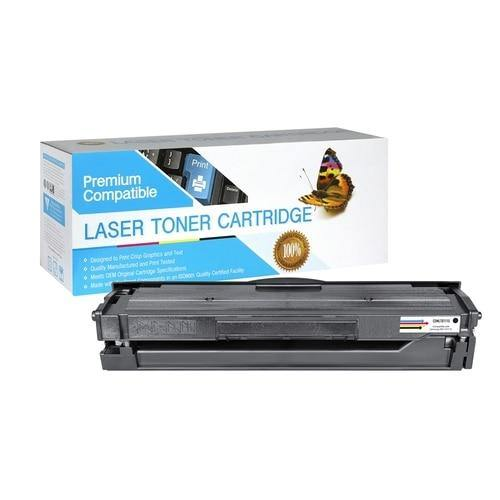 Compatible Samsung MLT-D111S Black Laser Toner  Cartridge (MLT-D111S) - Brooklyn Toner