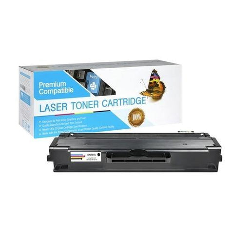 MLT-D115L Black Laser Toner Cartridge compatible with Samsung MLT-D115L