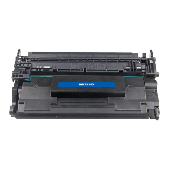 Compatible HP Cf258x Black Toner Cartridge (HP 58x) - Brooklyn Toner