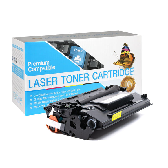 Compatible HP CF226A-C Black Toner Cartridge (HP 26A) - Brooklyn Toner