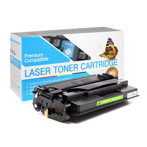 Compatible HP  CF226X Black Toner Cartridge (HP 26X) - Brooklyn Toner