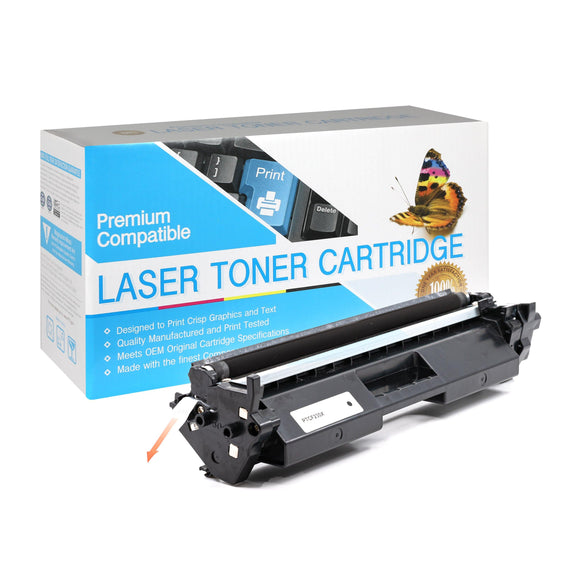 Compatible HP CF230X Black Toner Cartridge  (HP 30X) - Brooklyn Toner