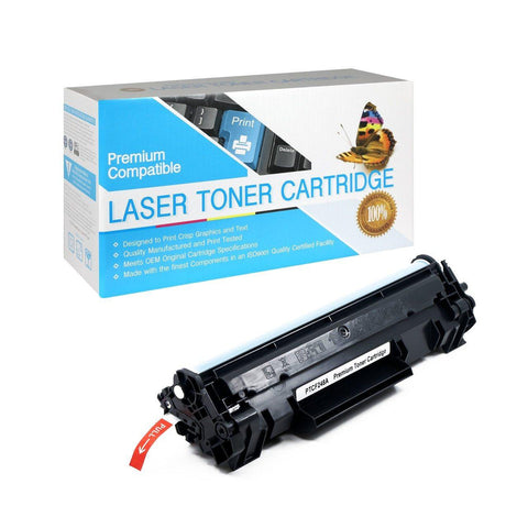 CF248A Black Toner Cartridge Compatible with HP CF248A (48A)