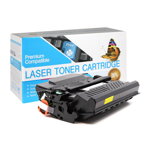 Compatible HP CF287X  Black Toner Cartridge (HP 87X) - Brooklyn Toner