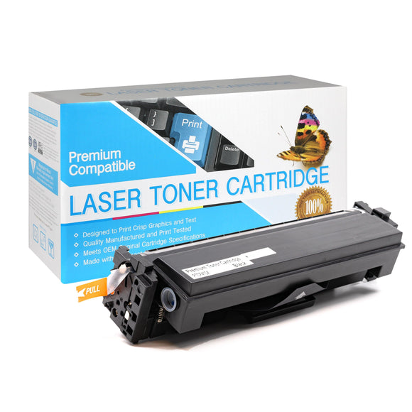 Compatible HP CF410X  Black High Yield Toner Cartridge (HP 410X) - Brooklyn Toner