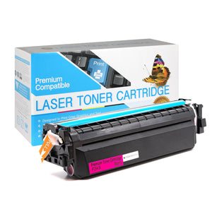 Compatible HP  CF413X  Magenta High Yield Toner Cartridge (HP 413X) - Brooklyn Toner