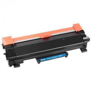 TN730 Black Toner Cartridge compatible with the Brother TN-730