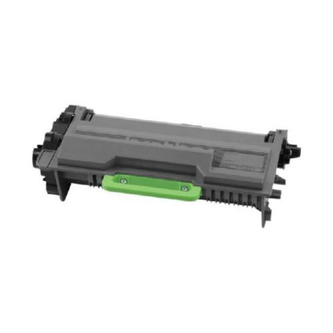 TN820 Black Toner Cartridge compatible with the Brother TN-820