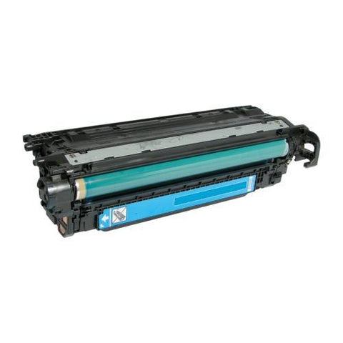 CE401A Cyan Toner Cartridge compatible with the HP 507A