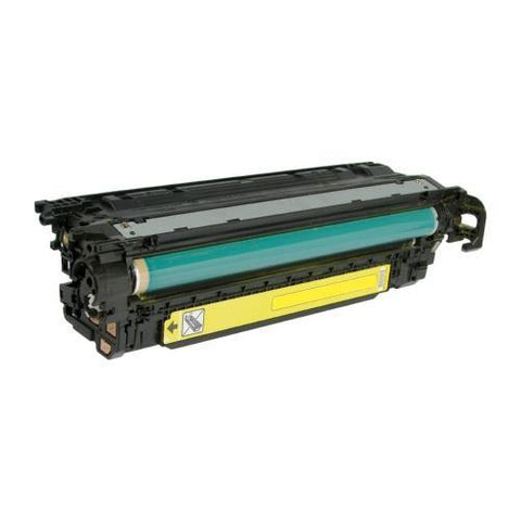 CE402A Yellow Toner Cartridge compatible with the HP 507A
