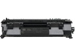 CE505X High Capacity Black Toner Cartridge compatible with the HP (HP05X)