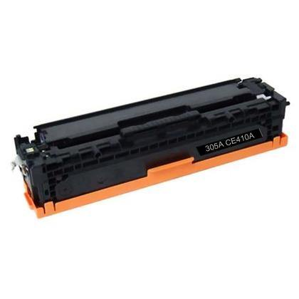 CE410A Black Toner Cartridge compatible with the HP 305A