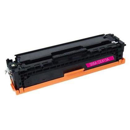 CE413A Magenta Toner Cartridge compatible with the HP 305A