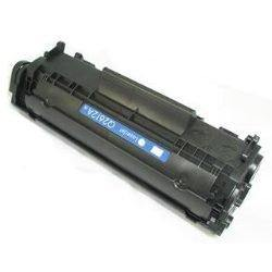 Q2612A Black Toner Cartridge compatible with the HP 12A
