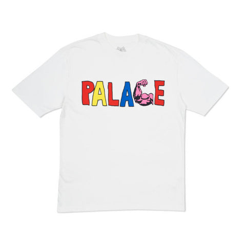 Palace Muscle Tee White