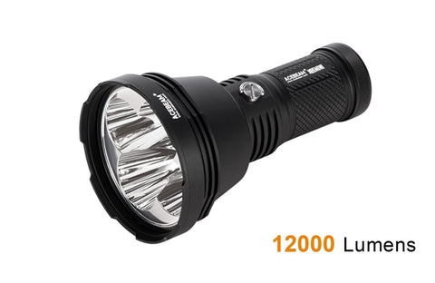 Acebeam X65 MINI 12,000 Lumens - 5 x CREE® XHP35 High Intensity LEDs