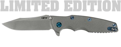 Zero Tolerance Limited Edition 0392 Folding Knife - Designed by Rick Hinderer - READ THE SALE NOTES - US AND CANADA ONLY