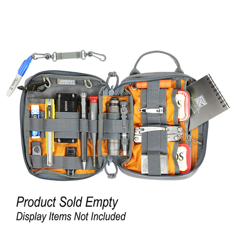 Vanquest EDCM-HUGE 2.0: EveryDay Carry Maximizer Organizer