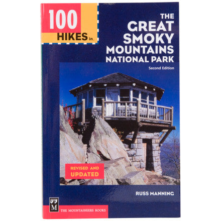 100 Hikes in The Great Smokey Mountains National Park