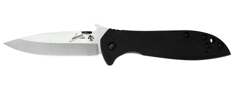 Kershaw CQC-4KXL 6055 Emerson Wave Folding Knife (3.9 Inch Blade)