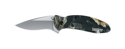 Kershaw 1620C Scallion Camo Handle Ken Onion Designed Folding Knife (2.4 Inch Blade)