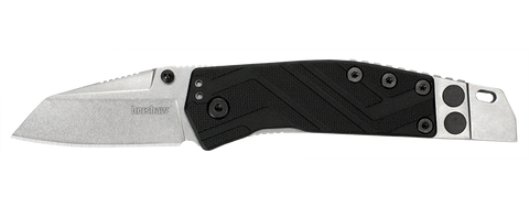 Kershaw 1945 Barge Folding Knife and PryBar (2.6 inch Blade)