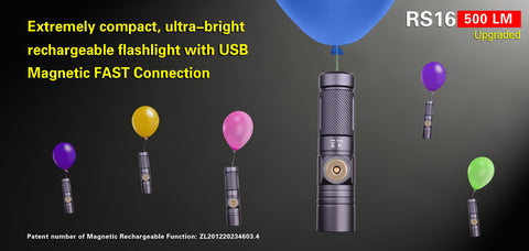 Klarus RS16 500 Lumen Flashlight