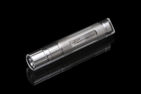 4Sevens Preon ReVO AAA Flashlight - Stainless Steel Neutral