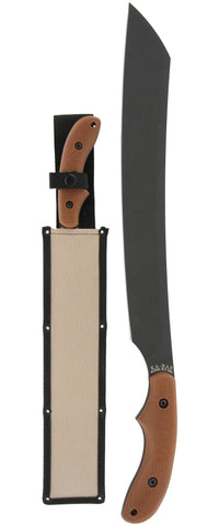 "Ka-Bar Adventure Parangatang Machete w/ Cordura Sheath (14"" Blade) 5603"