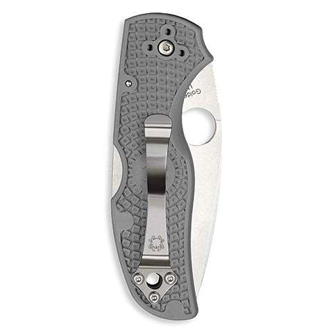 Spyderco Native 5 C41PGY5 Maxamet Folding Knife