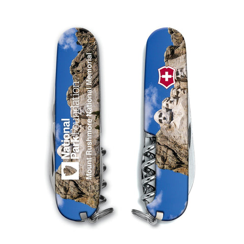 Victorinox Swiss Army National Park Camper Multitool-Mt. Rushmore