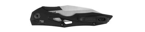 Kershaw Launch 13 Automatic Folding Knife 3.5in CPM 154 Steel Blade Black DLC Coated