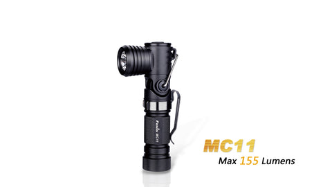 Fenix MC11 1 x AA CREE XP-G2 R5 LED 155 Lumen Angle Flashlight