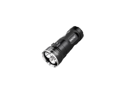 EagleTac MX25L4C 4800 Lumen Flashlight 4 x 18650 Battery XM-L2-U2 LED