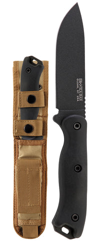 Ka-Bar Becker Short Drop Point BK16 Fixed Blade Knife