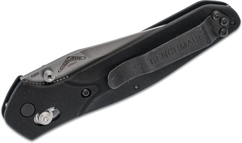Benchmade Osborne 943S Axis Lock Folding Knife (3.4 Inch Blade)
