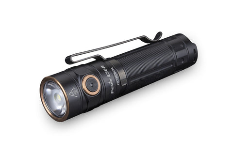 Fenix E30R 1600 Lumen Rechargeable Flashlight 1 x 18650 Battery Luminus SST40 LED