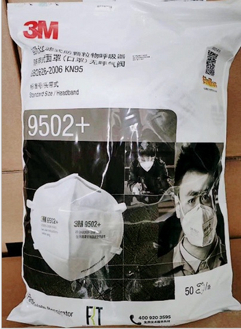 3M™ Particulate Respirator N95 Masks - Now Available for Bulk Purchases Only