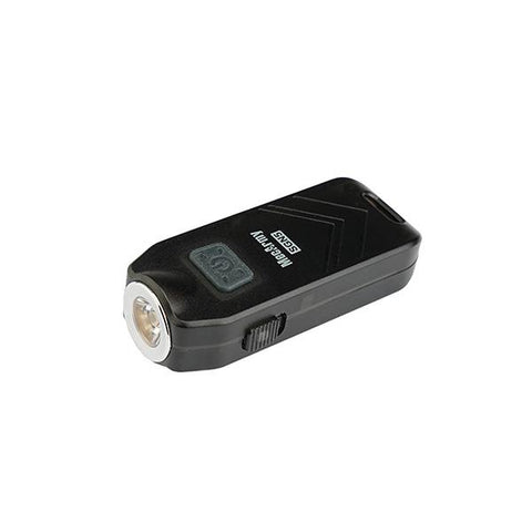 MecArmy SGN5 560 Lumen Rechargable Polymer Battery CREE XP-G2 S3 LED Flashlight-Black