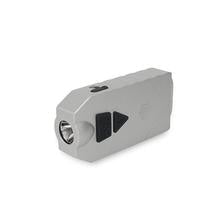 MecArmy SGN7 550 Lumen Rechargeable CREE XP-G2 S4 LED Keychain Light-Silver