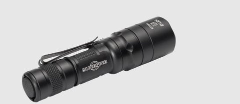 Surefire EDCL1-T Dual Output 500 Lumen 1* CR123A Flashlight