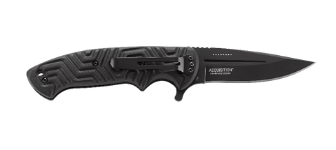 CRKT Acquisition Folding Knife (3.326 Inch Blade)