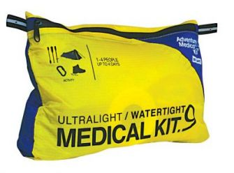 AMK Ultralight and Watertight .9 First Aid Kit