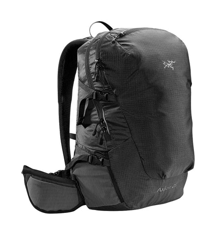 Arc'Teryx Axios 25 Daypack Backpack - Raven Reg