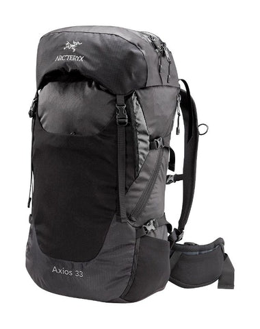 Arc'Teryx Axios 33 Backpack Womens - Raven Reg