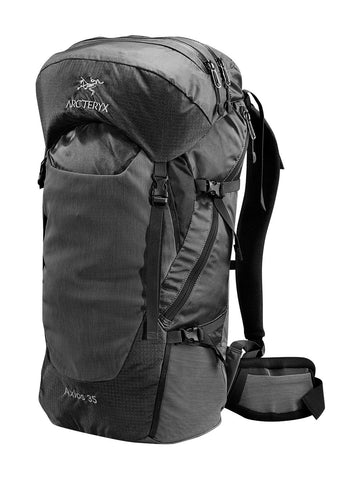 Arc'Teryx Axios 35 Backpack Mens - Raven Reg