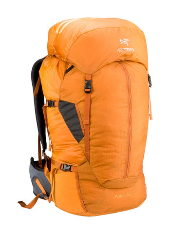 Arc'Teryx Axios 50 Backpack Mens - Copper Reg