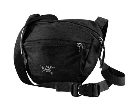 Arc'Teryx Maka 1 Shoulder/Lumbar Pack - AllBlack